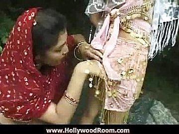 One Dildo Satisfies Two Indian Lesbians